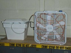 It's hot! Here's a DIY air conditioner