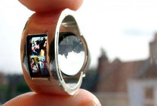 projector wedding ring - Make Your Own Wedding Ring