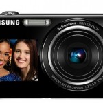 Samsung ST600 and ST100 dual-screen cameras