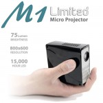 AAXA Technologies unveils M1 Limited Micro Projector