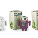 Create your own android with this paintable Android figurine