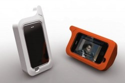 ArkHippo protects your iPhone, assaults your senses
