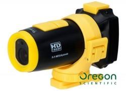 Oregon Scientific ATC9K HD Action Camera delivers 1080p underwater