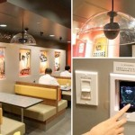 Burger King in Japan offers Personal Music Showers