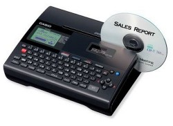 Casio CD/DVD Title Printer