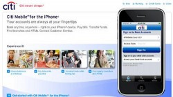 Citibank iPhone app 'Accidentally Saved Personal Information'