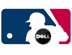 Dell 2010 MLB All Star Game customized Dell Inspiron Mini 10 netbooks