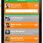 FacePlant app makes iPhone 4 video chats easier