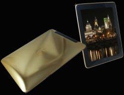 $165K 24kt gold iPad from Stuart Hughes