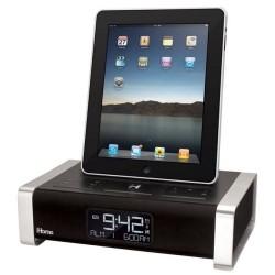 iHome iA100ZE iPad alarm dock