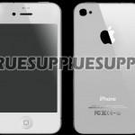 iPhone 4 Display Dummy