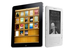 Do the Kindle and iPad slow down your reading?