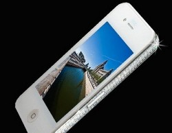 iPhone 4 Diamond Edition for $20k