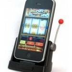 Slot Machine iPhone Dock