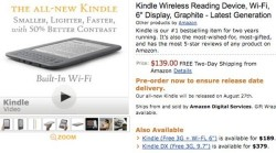 New Kindles now available for pre-order
