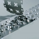 Metallic Velcro is super strong