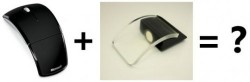 Microsoft Arc Touch Mouse to be Apple Magic Mouse rival