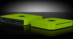 Mac Mini gets colorful thanks to Colorware