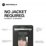 Motorola's new Droid X ad makes fun of iPhone 4