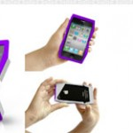 Quirky Tilt for iPhone 4 surfaces
