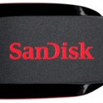 SanDisk ships its smallest USB thumb drive, the Cruzer Blade