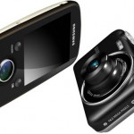 Samsung unveils ST80 camera with WiFi, swiveling-lens, HMX-E10 pocket camcorder