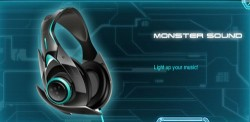 Monster Tron Legacy T3 & T1 Headphones