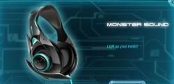 Monster Tron Legacy T3 & T1 Headphones