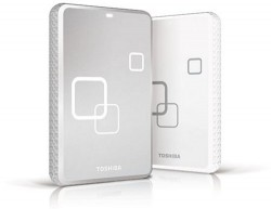 Toshiba Canvio external HDDs for Macs
