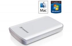 Transcend StoreJet 25D2-W portable hard drive