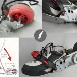Treadway electric shoe wheels vie for James Dyson Award