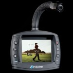 V-Swing is a camcorder for golfers