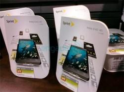 White HTC EVO 4G hits Best Buy