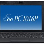 Eee PC 1016P now listed on Asus site