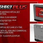 Flashboy Plus Virtual Boy Emulator