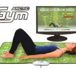Arctic Gym, your Wii Fit alternative