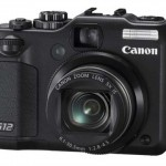 Canon G12 digital camera leaks