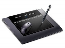Genius unveils MousePen M508 and M508W Tablets