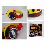 Kiss Super Bass Headphones