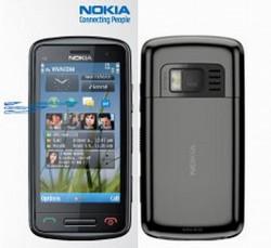 Nokia C6-01 to run Symbian^3?