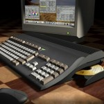 Commodore USA's PC64 All-in-one PC Keyboard is insanely retro