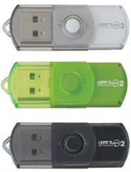 Princeton outs new USB Flash Drives