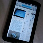 More details on the Samsung Galaxy Tab