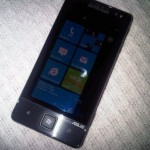 ASUS' Windows Phone 7 in the wild