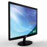 Acer S222HQL Super-Slim LED-backlit Monitor