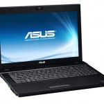 Asus debuts Series B notebooks for business types