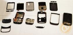 BlackBerry Torch 9800 teardown photos