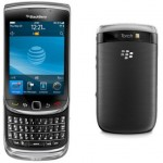 BlackBerry Torch gets official