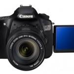 Canon unveils 60D DSLR camera