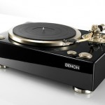 Denon celebrates 100th birthday with this amazing Turntable